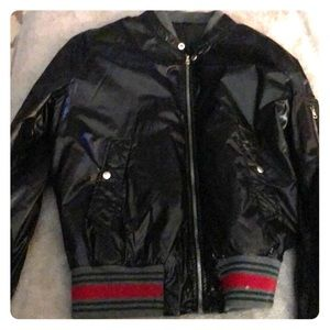 Men's Gucci Jacket. In mint condition .